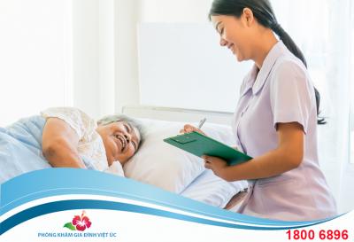 Dịch vụ chăm sóc giảm nhẹ tại nhà