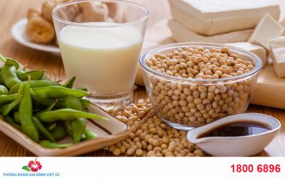 Tăng nguy cơ ung thư vú vì đậu nành?